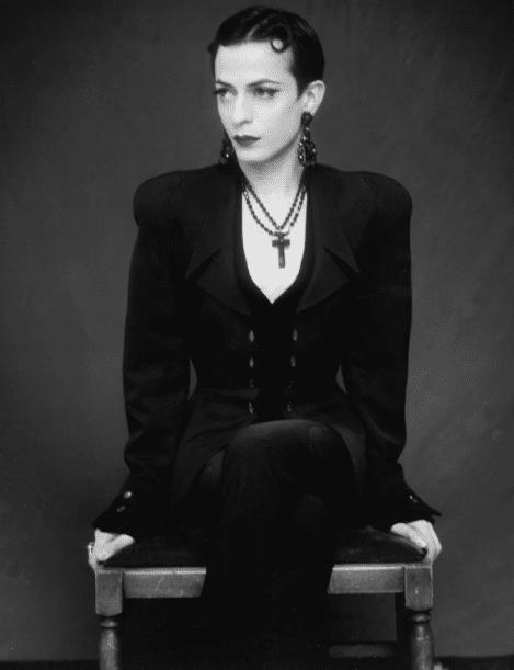 Portrait Armen Ra by Adrian Buckmaster
