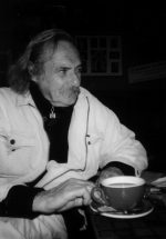 Jack Hirschman, photo by Romy Ashby